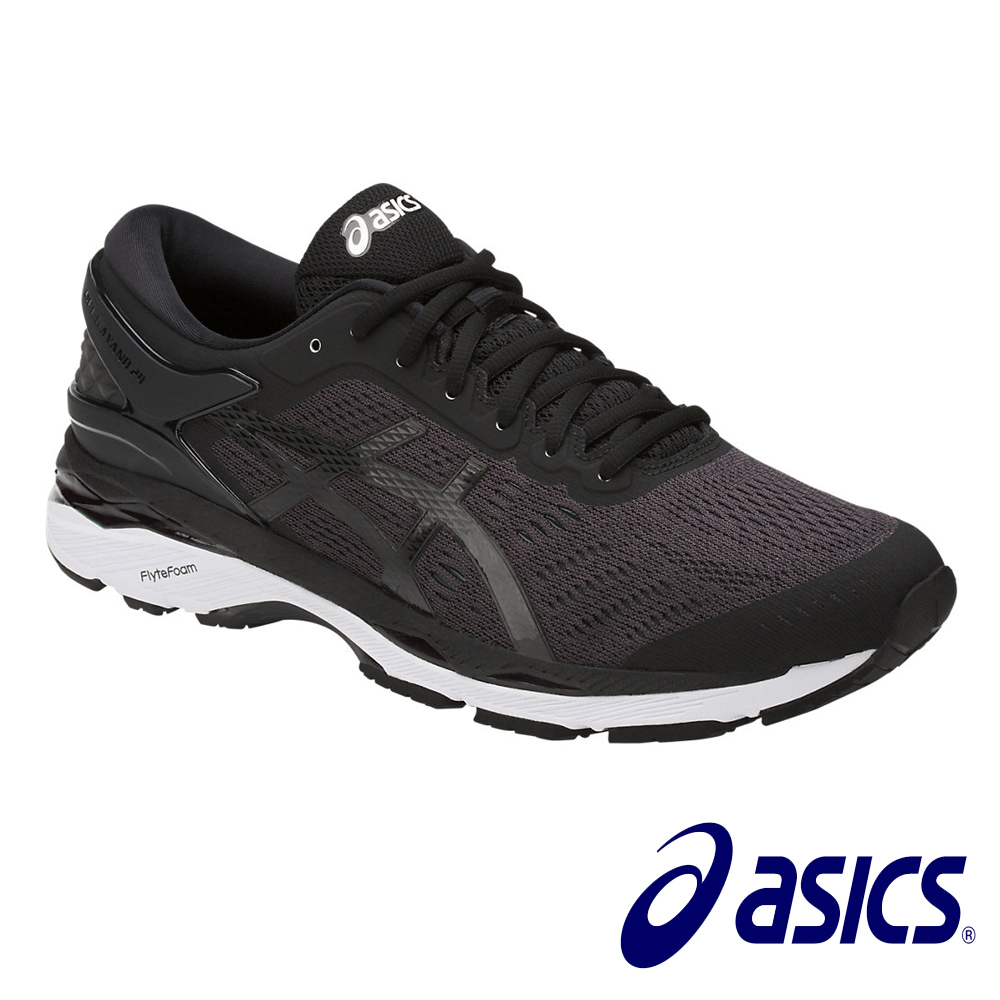 ASICS 亞瑟士 GEL-KAYANO 24 男慢跑鞋 T749N-9016