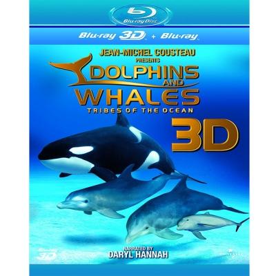 海豚與鯨魚 (3D/2D) Dolphins & Whales 3D  藍光 BD