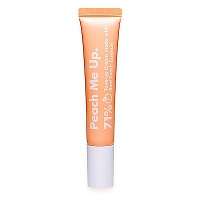 UNPA Peach Me Up 水蜜桃提亮素顏霜(UP-002)