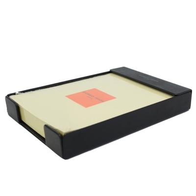 GIORGIO FEDON 1919  品味辦公 A6便條盒-黑