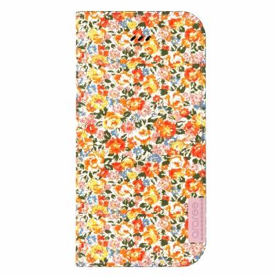 Araree iphone 6 /6s 拼布真皮皮夾側掀手機皮套 (正韓公司貨)