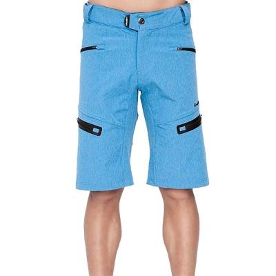 Frontier-先行者-Trail-patrol-MTB-休閒短車褲-藍
