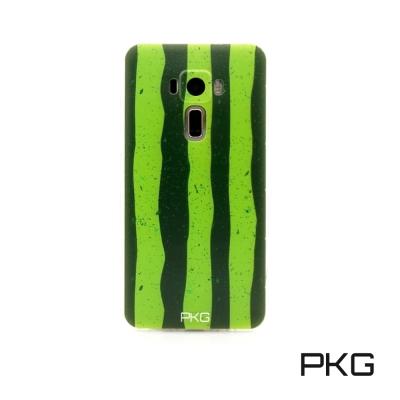 PKG ASUS ZF3 5.2吋ZE520KL 彩繪空壓氣囊保護殼-浮雕彩繪-...