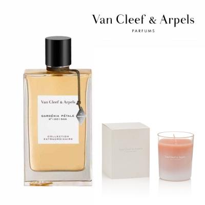 VAN CLEEF & ARPELS 夜戀槴子花45ml(贈香氛蠟蠋140g)