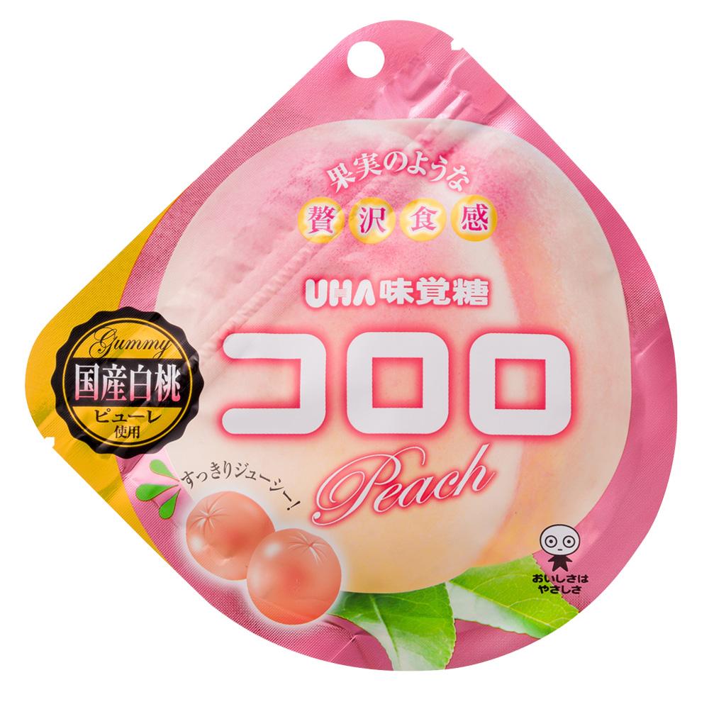 味覺糖 酷露露Q糖-水蜜桃(40g)