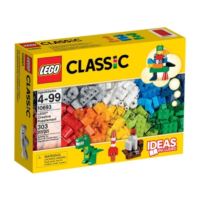 LEGO樂高 經典系列10693 樂高創意桶