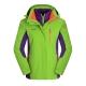 ATUNAS 歐都納 防水科技保暖纖維二件式女外套 A-G1655W 果綠/深紫 product thumbnail 1