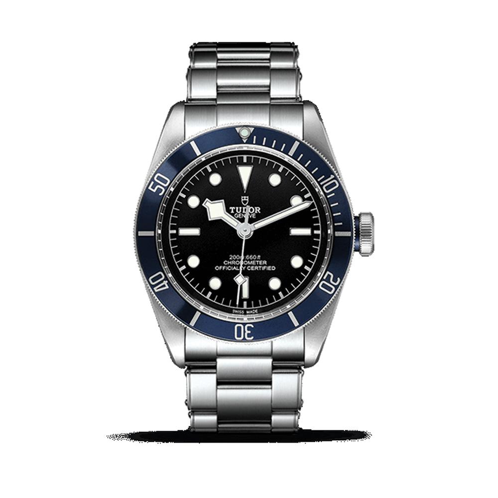TUDOR帝舵 79230B Heritage Black Bay潛水錶-藍水鬼/41mm