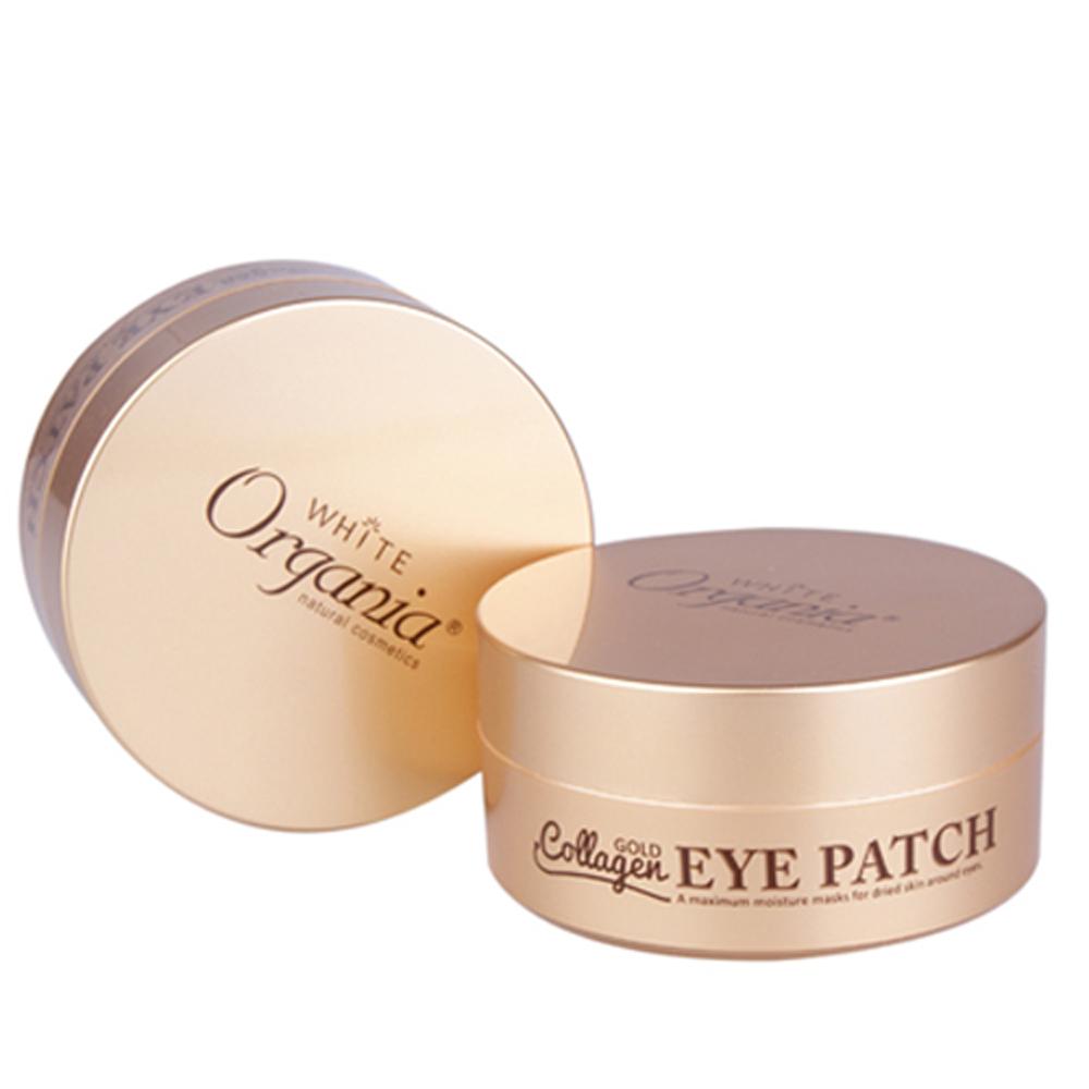 Organia歐格妮亞 黃金膠原全效眼膜 重點保養膜(60 30片)x2入