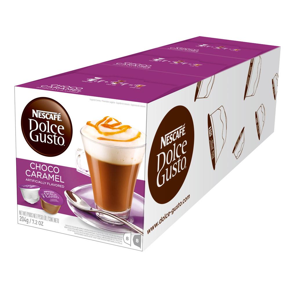 雀巢咖啡 DOLCEGUSTO 焦糖巧克力歐蕾膠囊
