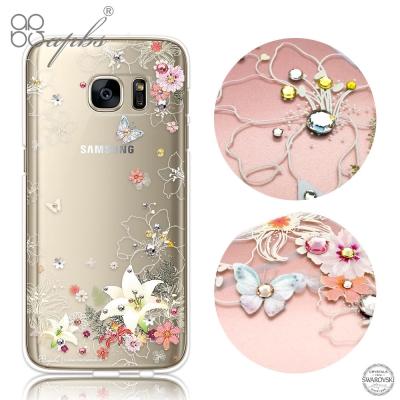apbs Samsung Galaxy S7 edge 施華洛世奇彩鑽手機殼-香...