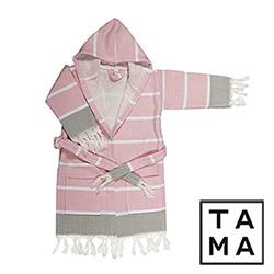 TAMA 天然純淨頂級土耳其手工浴袍(女孩)