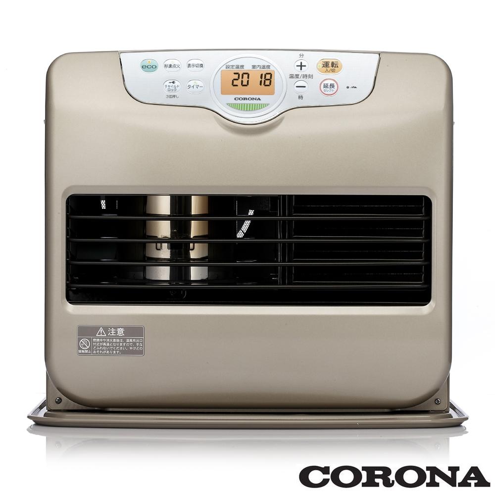 日本CORONA自動溫控煤油暖氣機FH-TS461BY(公司貨)