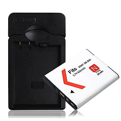 WELLY SONY NP-BN1 / BN1 認證版 防爆相機電池充電組 @ Y!購物