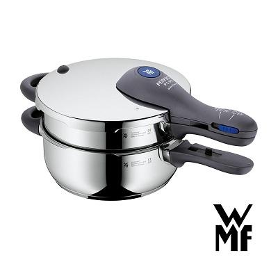 WMF PERFECT PLUS 快力鍋二件套組 3.0/4.5L