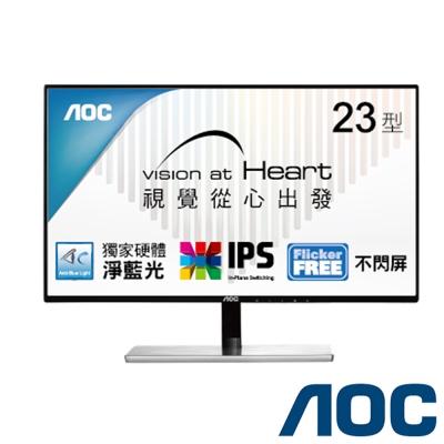 AOC I2379VHE6 23型 AH-IPS 窄邊框電腦螢幕
