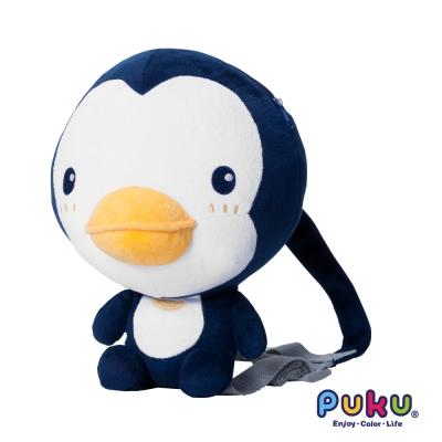 PUKU藍色企鵝 企鵝防走失背包