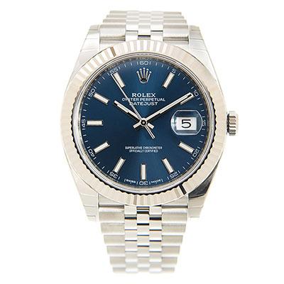 ROLEX 勞力士 Datejust 126334 日誌型機械腕錶x藍面x41mm