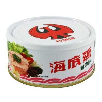 紅鷹牌 海底雞-鮮之味(150gx3入)