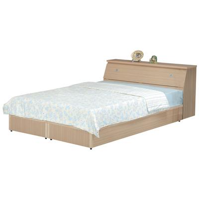 時尚屋 溫莎6尺床箱型加大雙人床(床頭箱+床底)