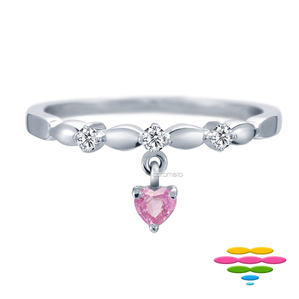 彩糖鑽工坊 愛麗絲系列 鑽石戒指/線戒