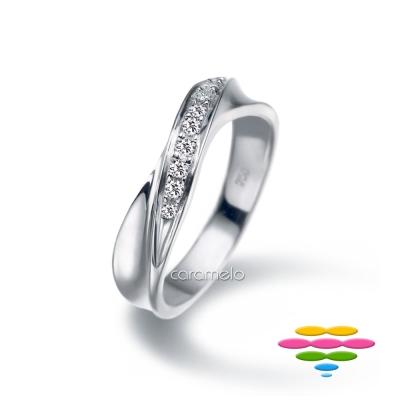 彩糖鑽工坊 鑽石戒指 華爾滋系列