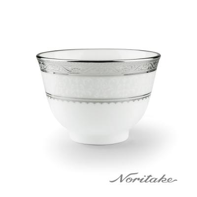 Noritake 華麗年代茶杯-銀