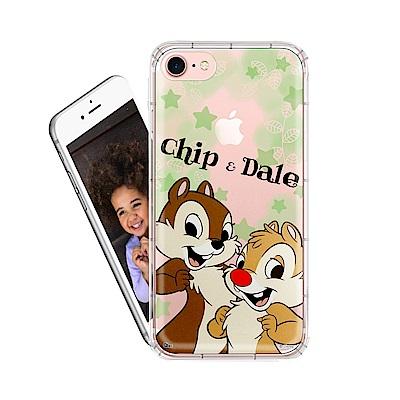 迪士尼 iPhone 8 / iPhone 7 繽紛空壓安全手機殼(奇奇蒂蒂)