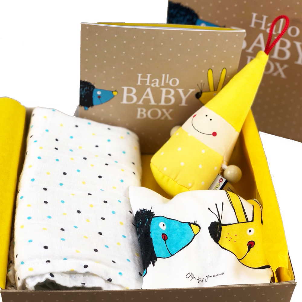 JAKO-O德國野酷 寶貝新生禮盒組