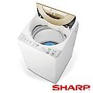 SHARP 夏普 11公斤無孔槽變頻洗衣機 ES-ASD11T