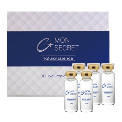 C Mon Secret 3D玻尿酸保濕原液10ml*5支(高效能系列)