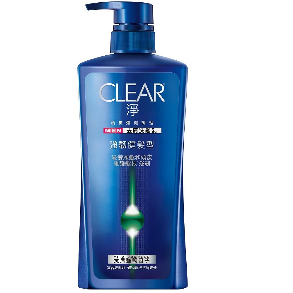 淨 男性強韌健髮洗髮乳 750ml