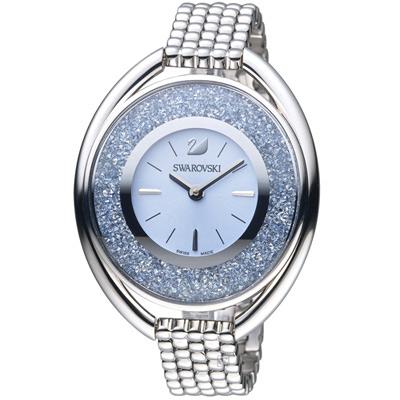 施華洛世奇 SWAROVSKI Crystalline Oval 璀璨耀眼魅力腕錶