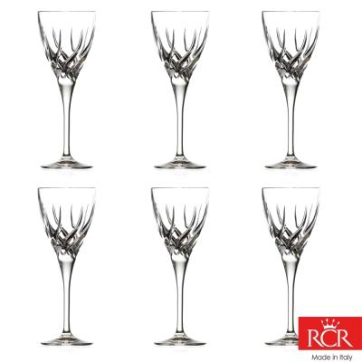 義大利RCR特瑞絲無鉛水晶葡萄酒杯 (6入)180cc(8H)