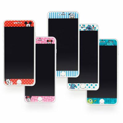 Disney iphone 6 plus / 6s plus彩繪保護貼-哈囉系列
