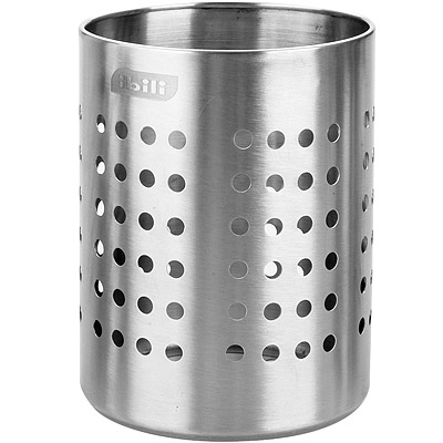 IBILI 鏤空餐具鏟匙收納筒(10cm)