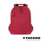 (停用)TUCANO LATO 15-17吋城市多功能收納後背電腦包- 紅