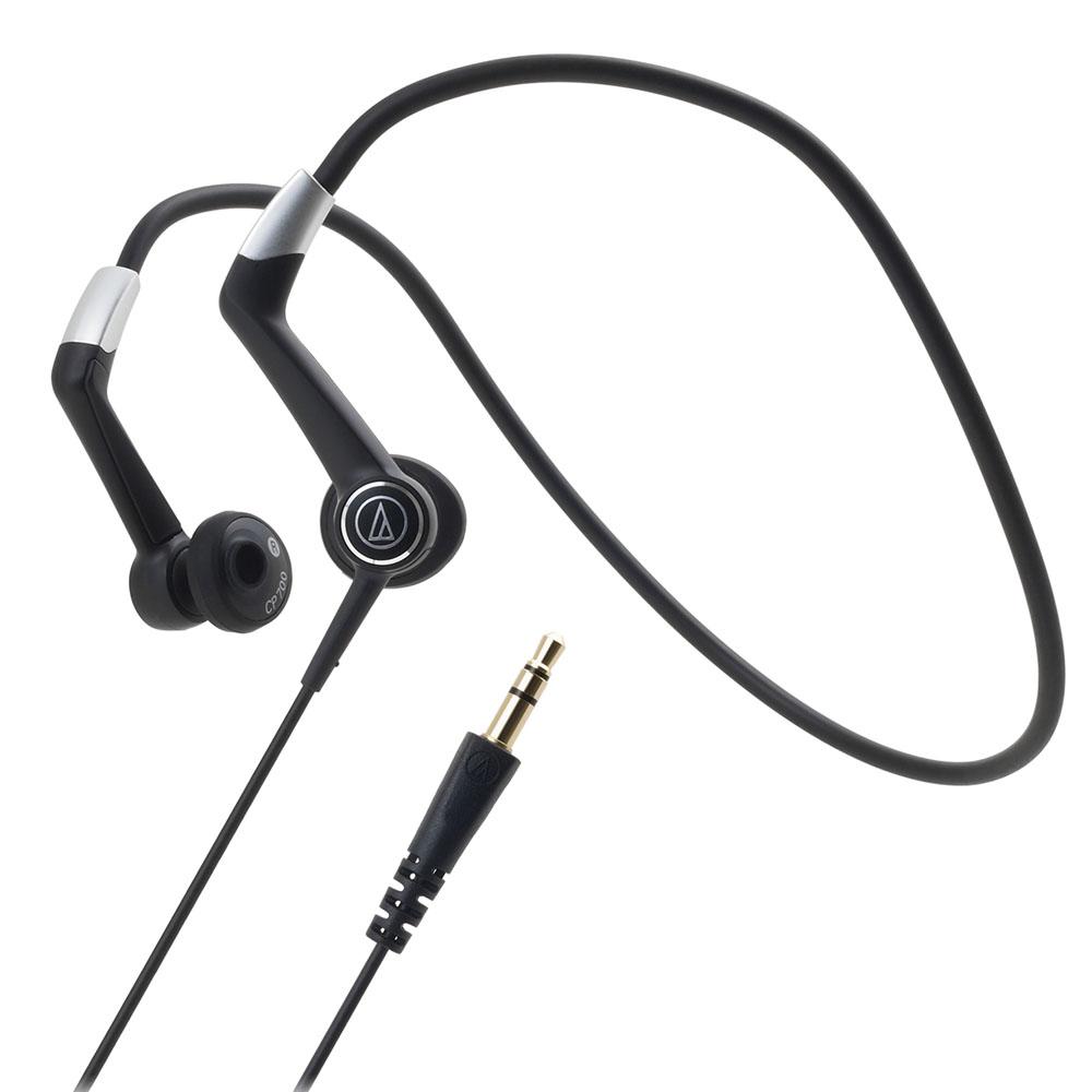 鐵三角 ATH-CP700 防水運動型專用耳掛式耳機