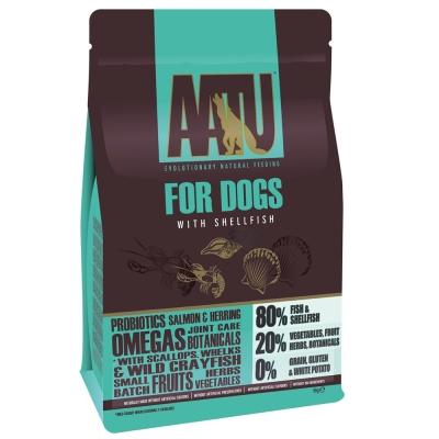 奧圖AATU超級8《嚴選海鮮總匯》低敏無穀挑嘴全齡犬糧5KG