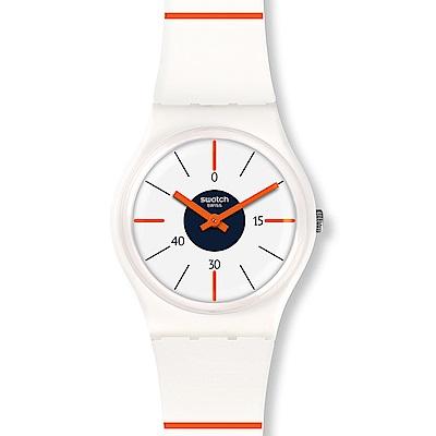 Swatch 原創系列 BELLE DE SET 完美裝置手錶