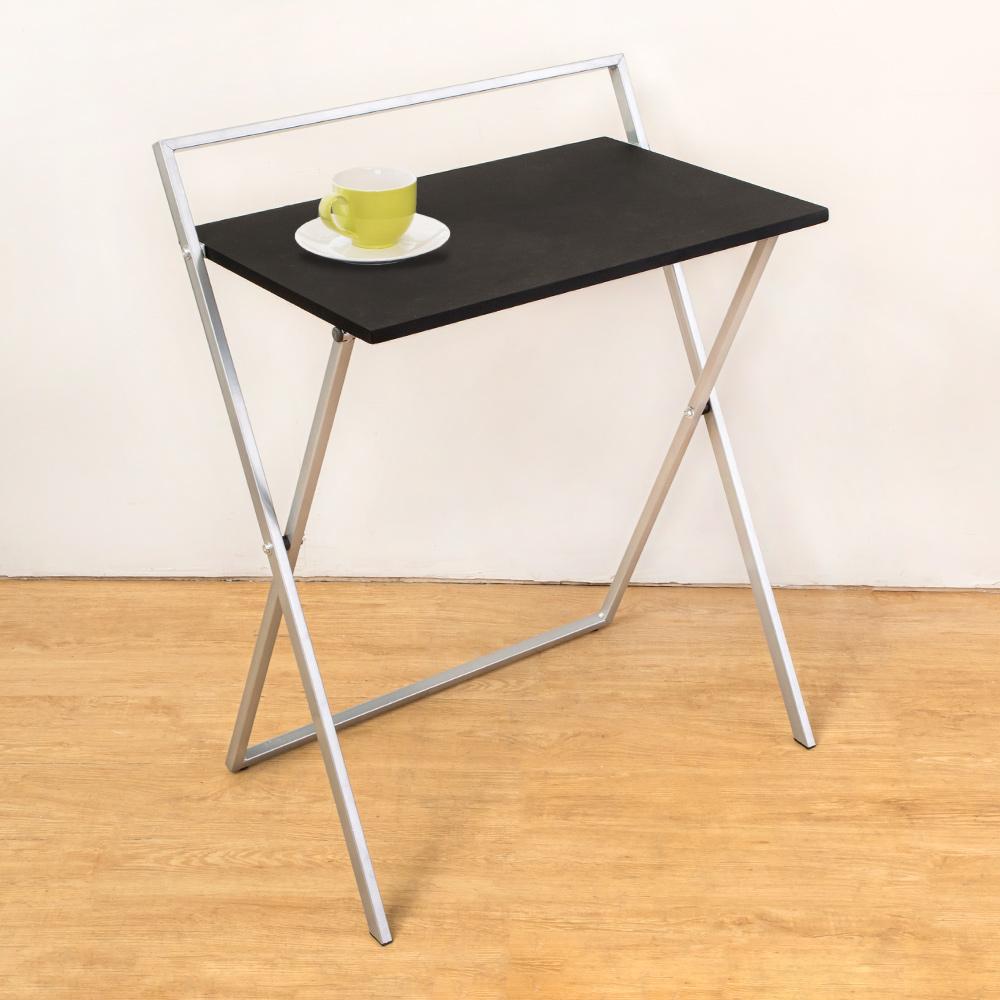 Bernice-凱爾簡約摺疊桌工作桌-60x41x80cm