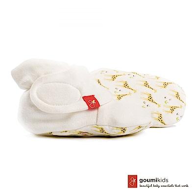 美國 GOUMIKIDS 有機棉嬰兒腳套 (長頸鹿)