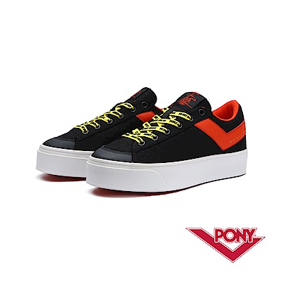 【PONY】Pro系列-經典復古鞋-女-橘