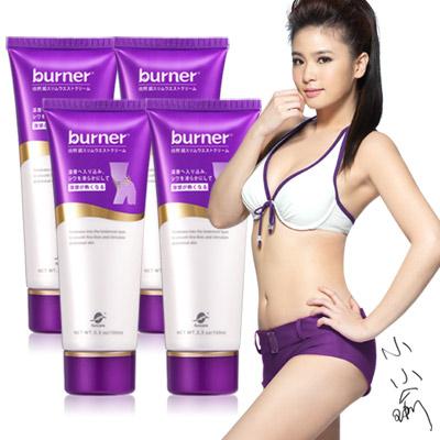 船井burner-超孅腰腹霜4瓶組-快
