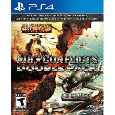 藍天對決 合輯 Air Conflicts - Double Pack-PS4英文美版