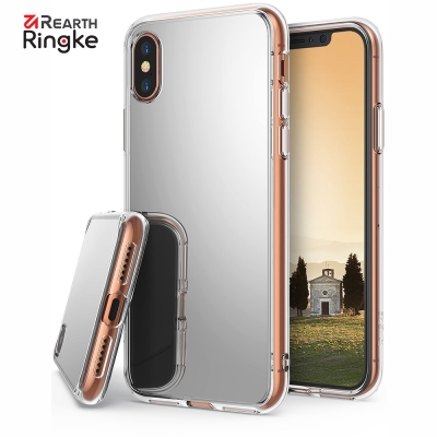 Ringke iPhone X [Mirror] 鏡面防摔手機殼