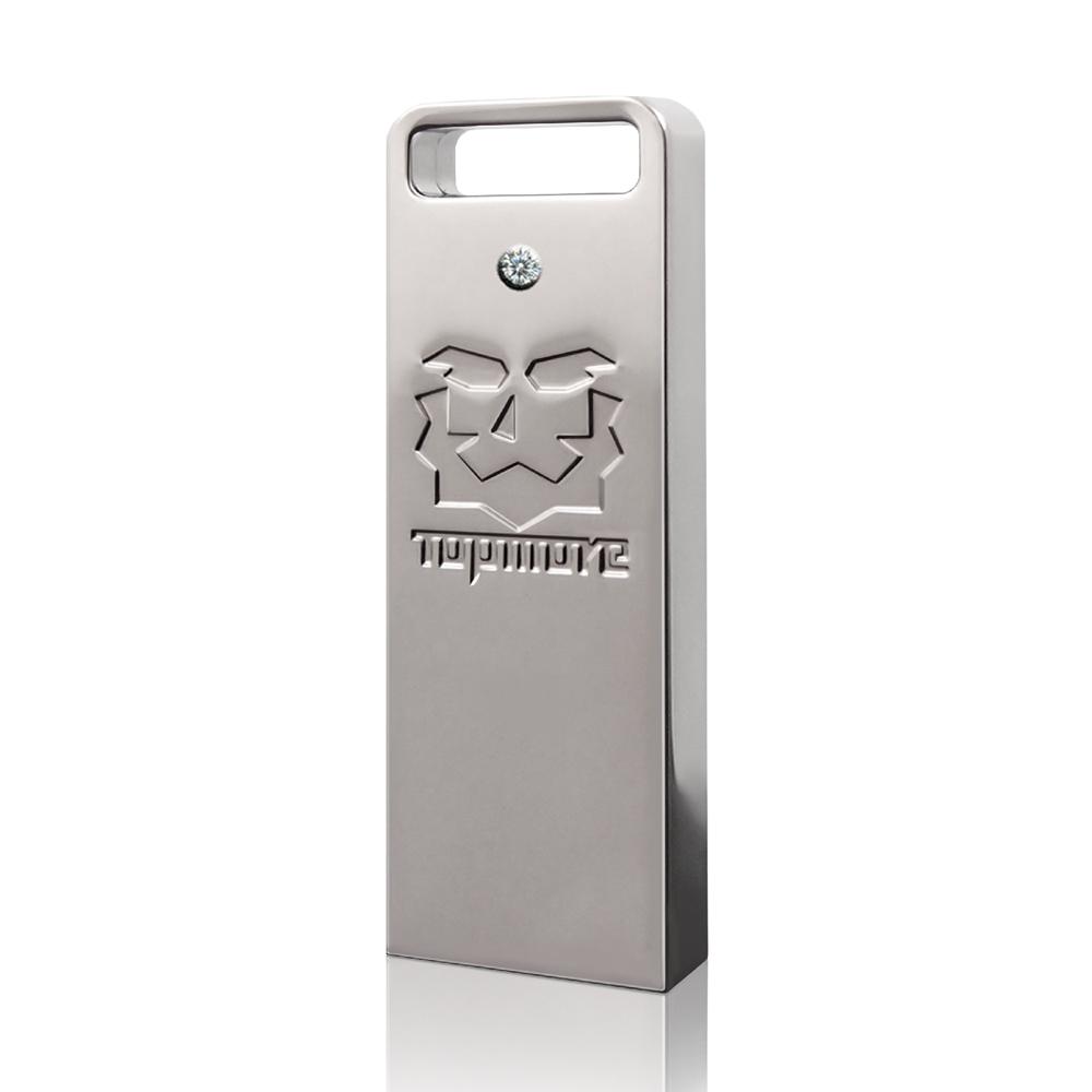 達墨TOPMORE ZX Elite USB3.0 64GB 隨身碟