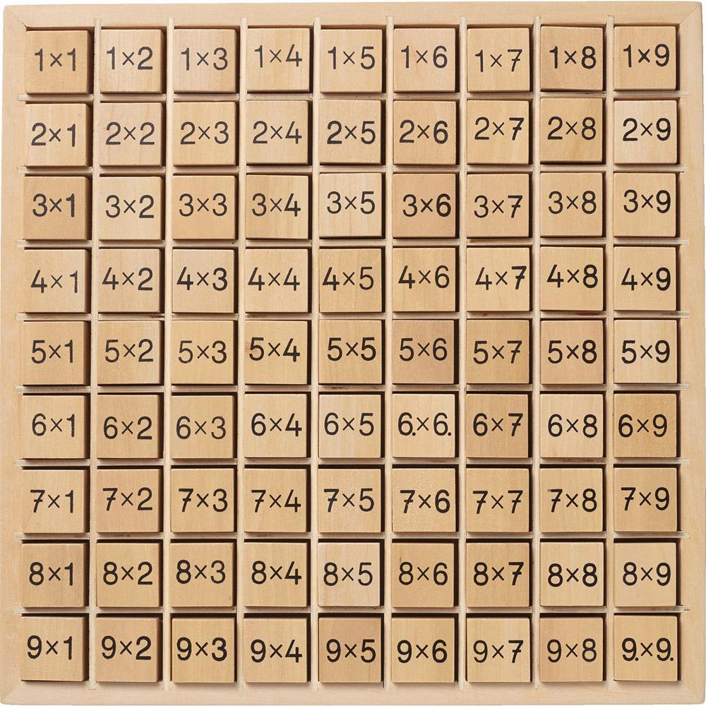 JAKO-O德國野酷-九九乘法學習方塊