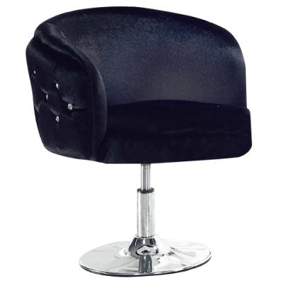 品家居 海薇水鑽伸降造型椅(三色可選)-46x52x76cm-免組