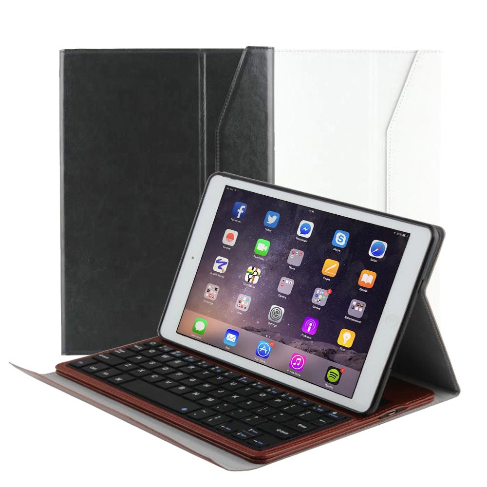iPad Air 2 專用筆記型分離式藍牙鍵盤/皮套